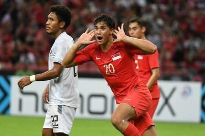 """Đè bẹp Timor Leste, Singapore chờ """"tử chiến"""" với Thái Lan"""
