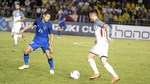 Thái Lan may mắn giành 1 điểm trên sân Philippines