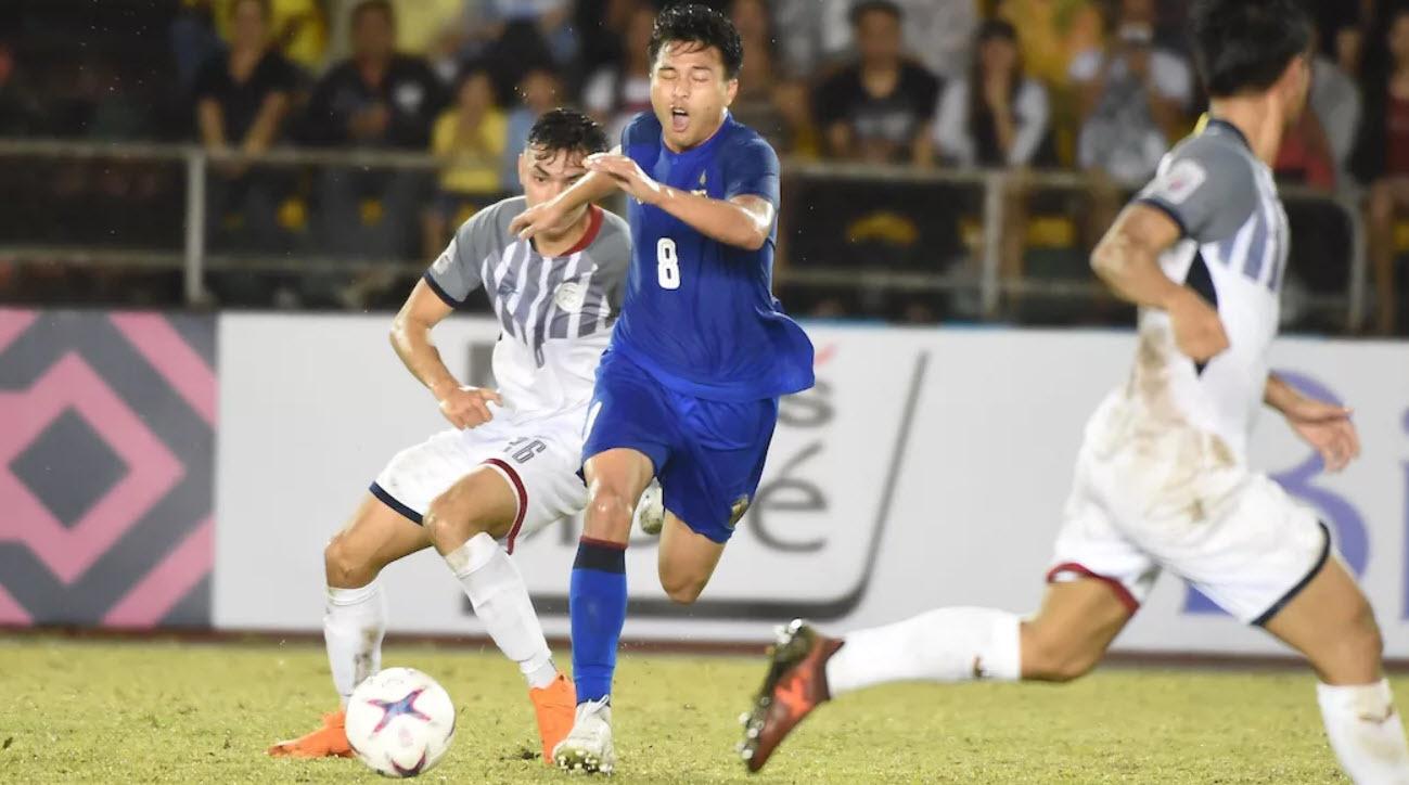 Link xem trực tiếp Thái Lan vs Singapore, 19h ngày 25/11