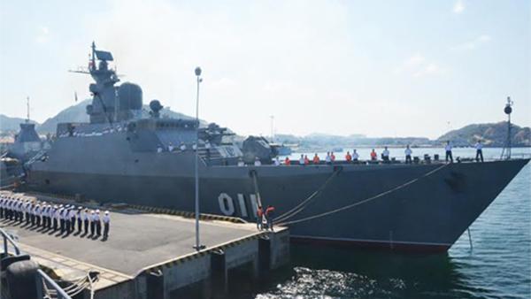 tàu hộ vệ tên lửa,Bộ Quốc phòng,biển Đông,chủ quyền
