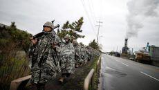 Mỹ-Hàn thu nhỏ tập trận để cổ vũ Kim Jong Un đối thoại