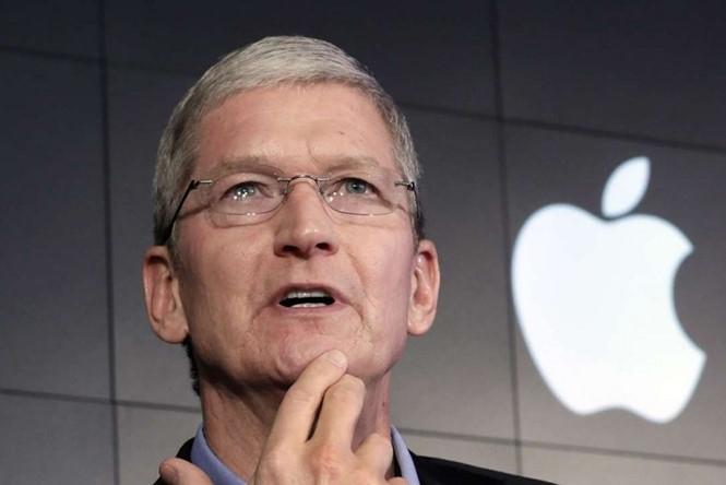 """CEO Tim Cook: Quy định bảo vệ dữ liệu cá nhân là """"cần thiết"""""""