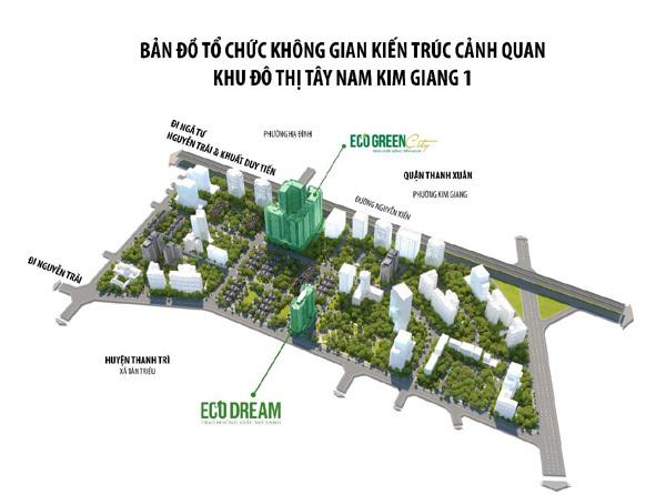 Sôi động thị trường BĐS Tây Nam Kim Giang, Hà Nội