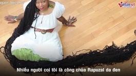 Nguy hiểm rình rập người phụ nữ tóc dài nhất thế giới