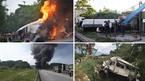 Lao như tên, nổ như bom: Ác quỷ đội lốt xe bồn