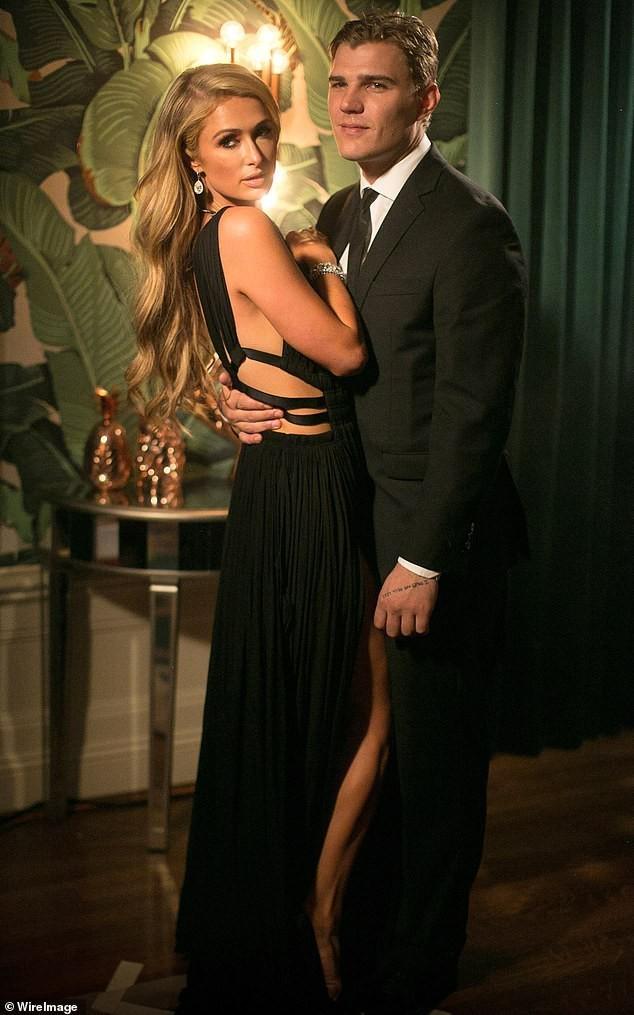 Ba lần hủy hôn và hơn 20 cuộc tình của 'nữ thừa kế hư hỏng'