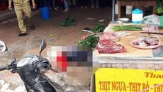 Hải Dương: Nghi phạm bắn chết cô gái bán đậu đã tử vong