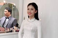 Á hậu Thanh Tú tổ chức lễ ăn hỏi với doanh nhân hơn 16 tuổi