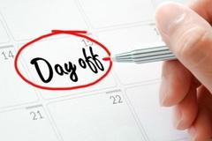 Người lao động được thanh toán lương của ngày phép chưa nghỉ