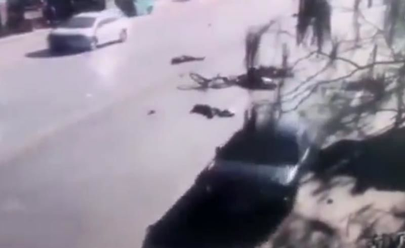 'Xe điên' đâm chết nhiều học sinh tiểu học ở TQ