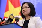 Việt Nam lên tiếng việc Philippines - TQ hợp tác khai thác dầu khí Biển Đông