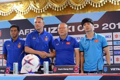 """AFF Cup 2018: HLV Park Hang Seo và cuộc chiến trên """"ghế nóng"""""""