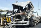 Xe bồn chạy gần 100km/h khi lao vào nhà dân gây cháy thảm khốc