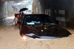 Công điện của Thủ tướng ứng phó với bão số 9 và mưa lũ
