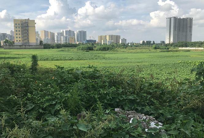 Công bố loạt dự án 'đất vàng' bỏ hoang bị Hà Nội thu hồi