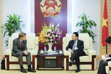 Việt Nam sẽ có Trung tâm nghiên cứu chính sách theo mô hình WEF