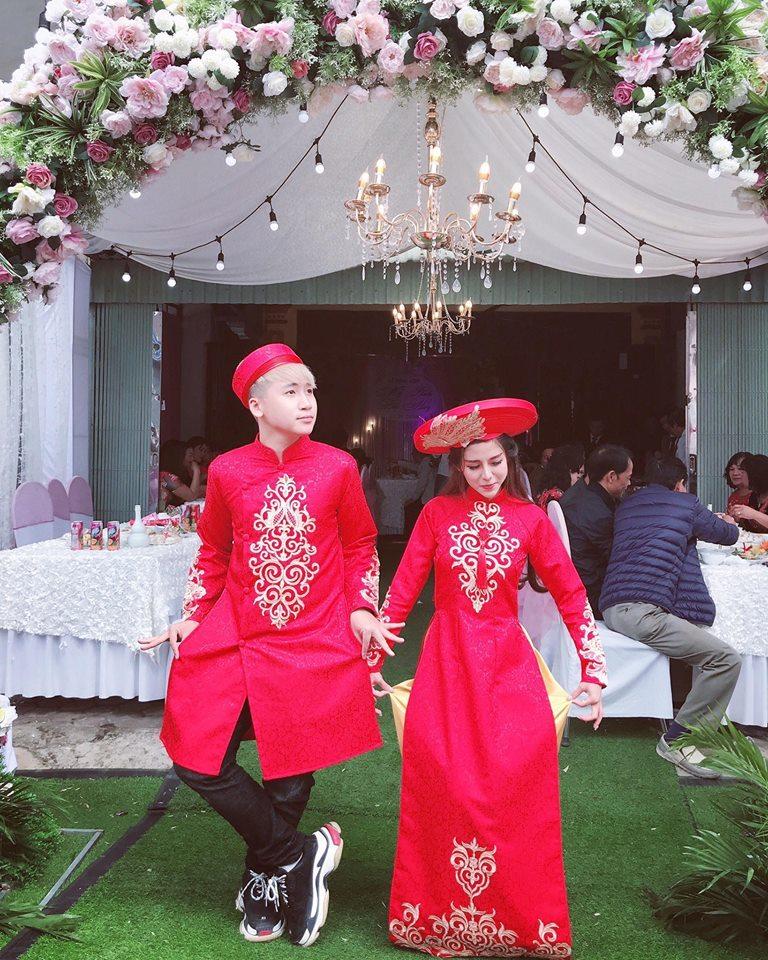 Cả 2 sẽ làm lễ cưới vào ngày 9/12 tại Hà Nội.