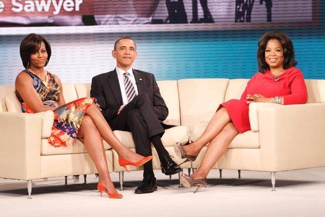 Oprah Winfrey,doanh nhân,Truyền thông,Truyền cảm hứng