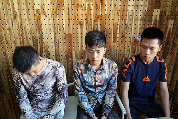 Nhóm đối tượng từ Hà Nội vào Đắk Nông cho vay nặng lãi