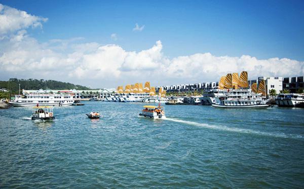 Cảng tàu khách quốc tế Hòn Gai chuẩn bị đón khách