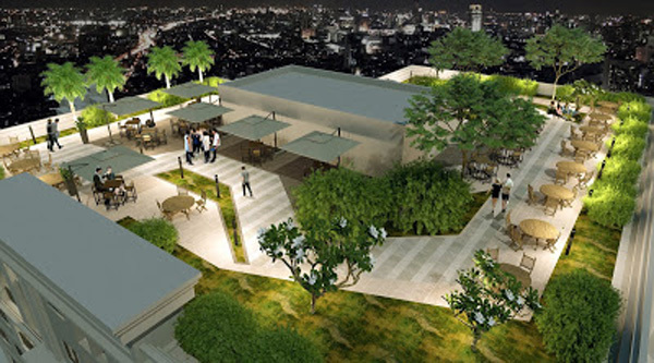 Sống hiện đại, tiện ích cùng Saigontel Central Park