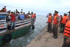 Bão số 9 xộc thẳng vào Sài Gòn, huyện Cần Giờ sẵn sàng di dân