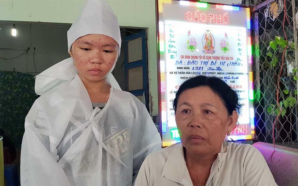 Vụ cháy xe bồn: Chồng đau đớn nhận ra thi thể vợ nhờ chiếc răng giả