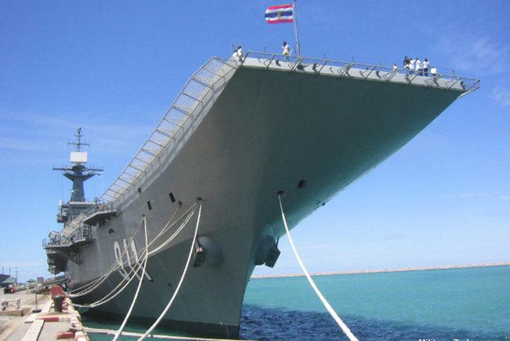 Sức mạnh tàu sân bay duy nhất của Đông Nam Á