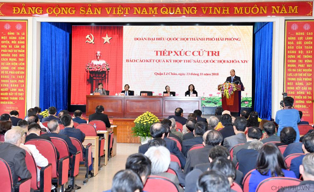 Thủ tướng Nguyễn Xuân Phúc,Nguyễn Xuân Phúc,tham nhũng