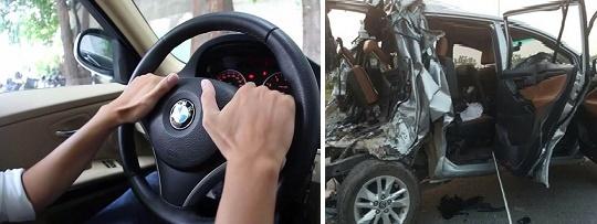 tai nạn giao thông,kinh nghiệm lái xe