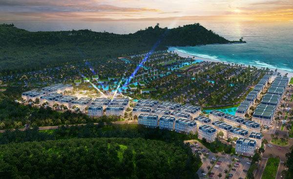 Nam Phú Quốc: tiềm năng lớn cho shophouse phát triển