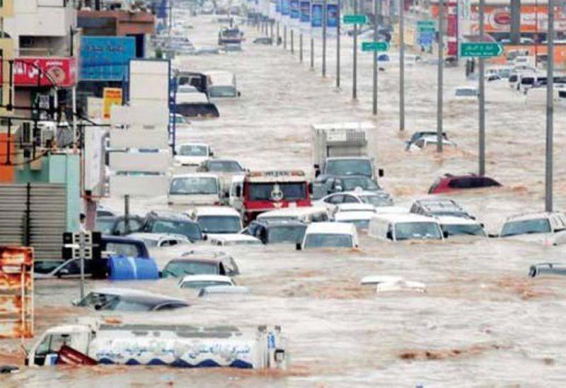 Ngày này năm xưa,lũ lụt,lũ quét,Ảrập Xêút