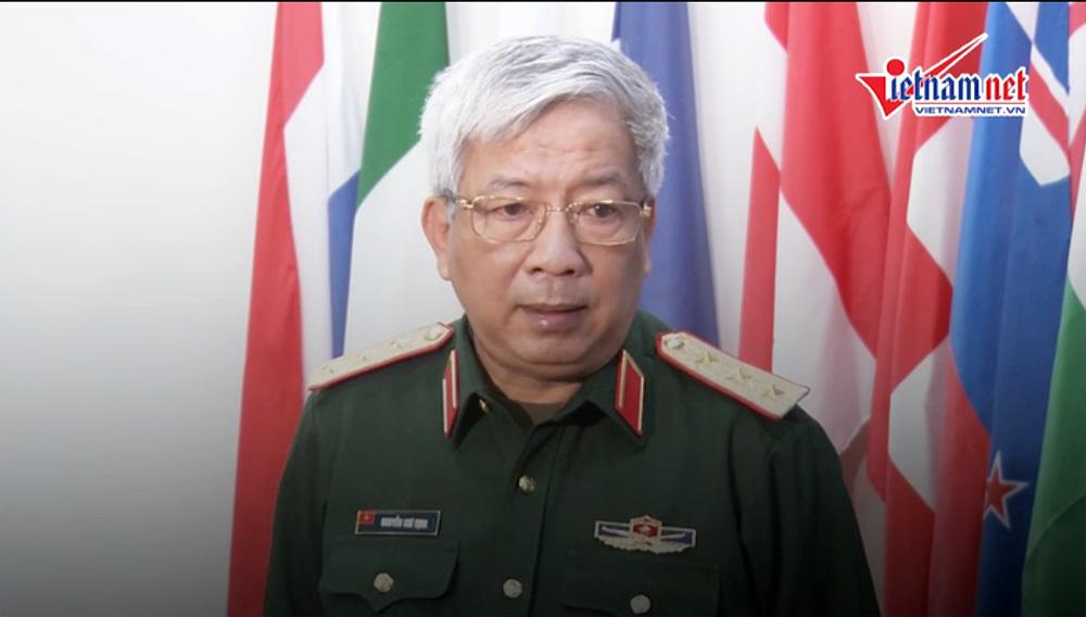 gìn giữ hòa bình,Nguyễn Chí Vịnh,Liên Hợp Quốc