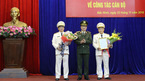 Bộ trưởng Công an bổ nhiệm chức vụ cho 2 đại tá