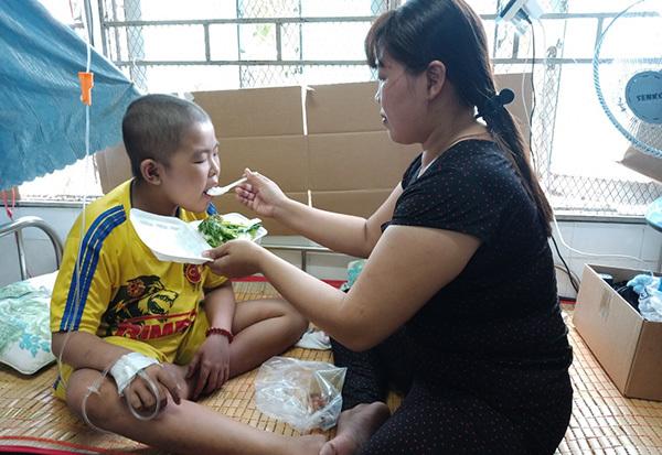 ung thư,ung thư máu,ung thư máu ở trẻ em,hoàn cảnh khó khăn,từ thiện vietnamnet,bệnh hiểm nghèo