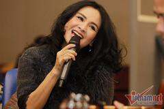 U50 Thanh Lam vẫn đẹp quên tuổi tác