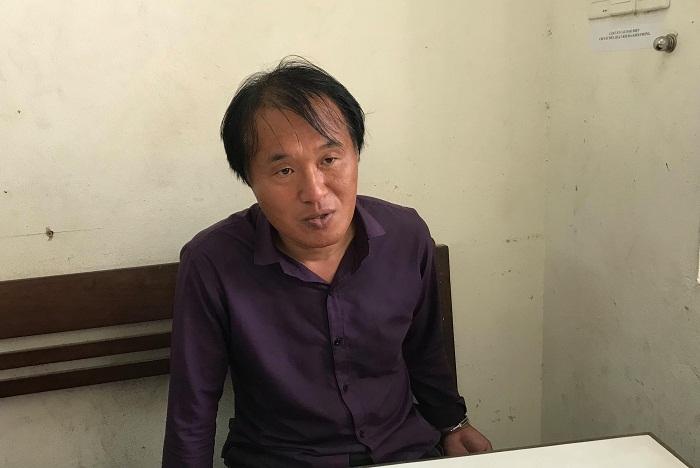 Đà Nẵng: Du khách Hàn Quốc kề dao cướp điện thoại tài xế taxi