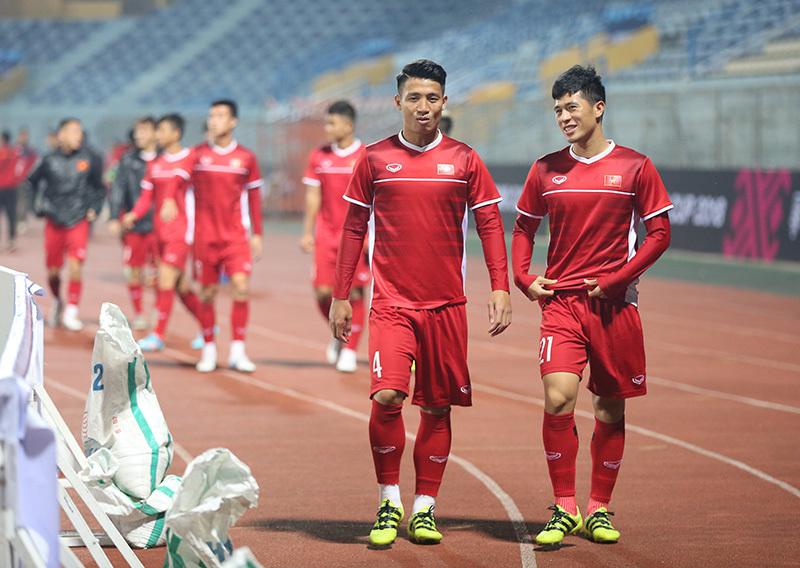 Tuyển Việt Nam,Tuyển Campuchia,HLV Park Hang Seo,Việt Nam vs Campuchia