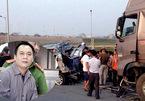 Xe container đâm Innova lùi trên cao tốc: Hé lộ nhiều điểm cần làm rõ