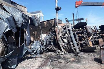 Hiểm họa xe bồn nổ như bom: Thủ phạm là ai?