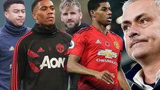 MU lại loạn vì Mourinho, Ronaldo và Messi bị hạ bệ