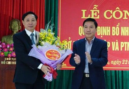 Nhân sự mới Hà Nội, TP.HCM và 3 địa phương