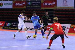 Giải futsal HDBank Cúp Quốc gia 2018: Quá ít bất ngờ