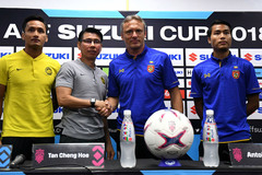 Malaysia vs Myanmar: Tử chiến vì vé bán kết AFF Cup 2018