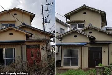 Chuyện lạ ở Nhật: Cho nhà lại còn cho tiền để sửa chữa