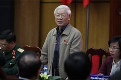 Tổng bí thư, Chủ tịch nước nói lý do kỷ luật ông Chu Hảo