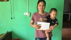 Bạn đọc giúp đỡ gia đình có hai cha con mắc bệnh nặng