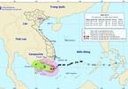 Bão số 9 tiến sát bờ, Sài Gòn sẽ mưa xuyên đêm, ngập nặng