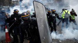 Thế giới 24h: Paris hỗn loạn