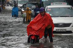 Dự báo thời tiết 25/11: Bão số 9 đổ bộ, hàng loạt tỉnh nguy cơ ngập lụt